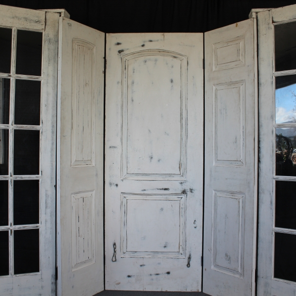 Exceptionnel White Shabby Chic Doors