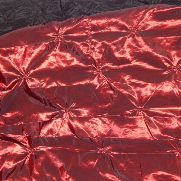 Deep Red Curtain 3 $10