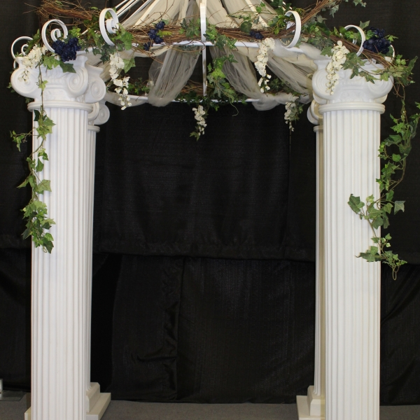 4 Column Colonnade $110