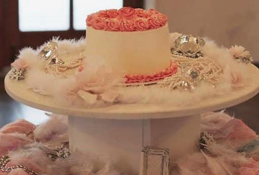 Cake stand Riser