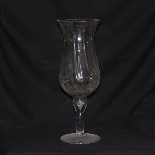 Medium Hourglass on pedestal 1 $6