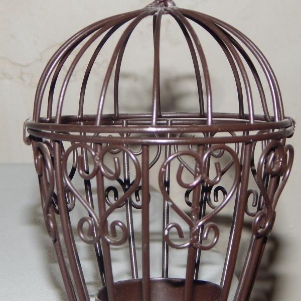 Mini brown cage 2 $1