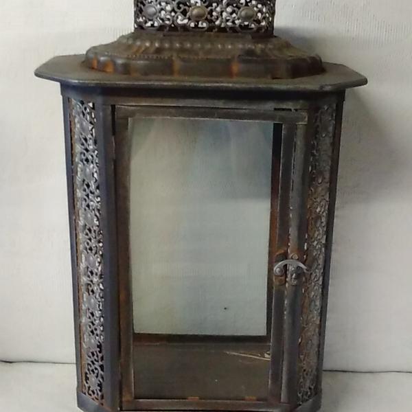 Vintage Silver lantern